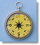 Yellow Open faced Compass